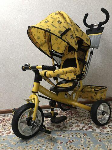 Коляски - Кыргызстан: Детский велосипедв идеальном состоянии !все целое и отлично работает