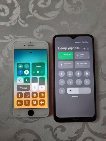 Айфон 6/128гбСост 9-10, АКБ 98%Без тачЦена- 6700XioMi 8A/32 Гб, АКБ