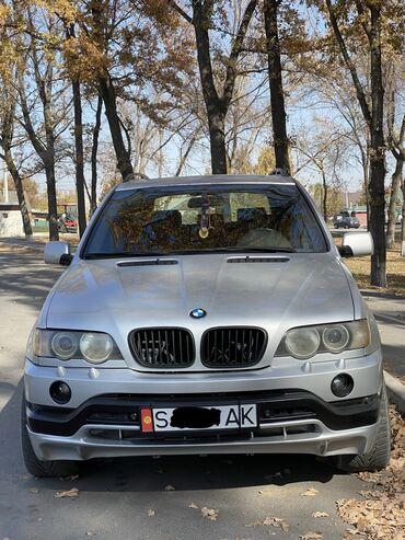 BMW X5 M 3 л. 2002