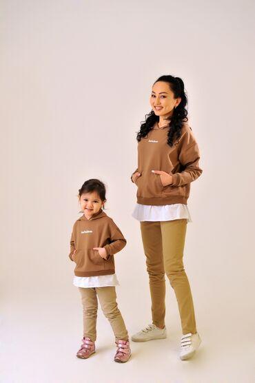 """Худи """"Мама и дочь""""  хорошего качества. Материал Турция. Оптом и в роз"""