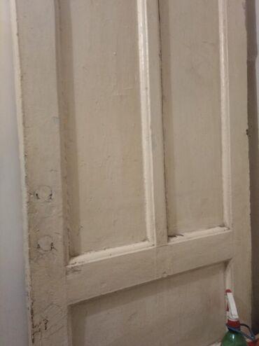 Деревянная дверь б/ у для кухни, ванной комнаты