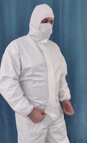 Медицинская одежда - Кыргызстан: Оптом Тайвек 70 гр, 80 гр