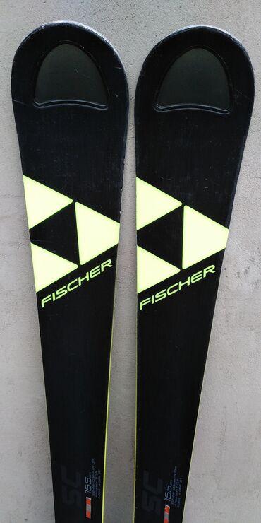 Sport i hobi - Pirot: Fischer RC4 Worldcup SC 165 cm 2020g Vrhunske skije. Fischer RC4