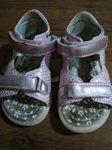 Детские сандалии для девочки. в Ош