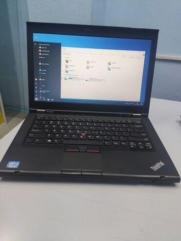 диска 13 в Кыргызстан: Продаю отличный ноутбук Lenovo thinkpad T430 Процессор Intel Core