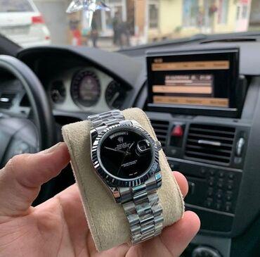 - Azərbaycan: Original, mexanika ROLEX.İstənilən model saatların satışı həyata