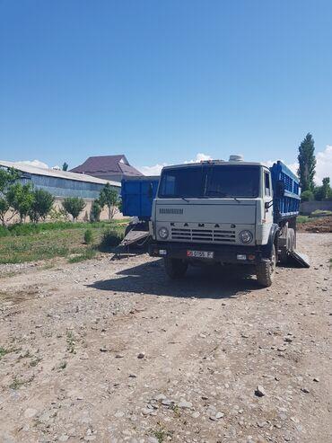 Услуги - Александровка: КамАЗ на услугу перевозки зерна соломы цена гравер сенаж силос