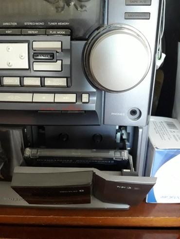 """аудио конвертер в Азербайджан: Музыкальный Аудио центр """"SONY""""!Новый, мощный, стильный!!Модель - 2.003"""