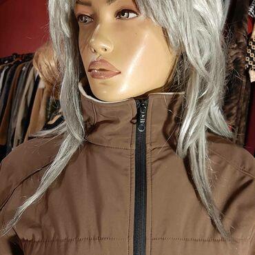 Nature zimska jakna - Srbija: Fenomenalna jakna,nepropusna vel l,malo nosena
