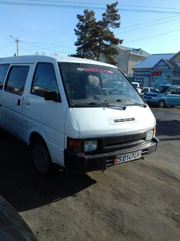 Nissan Vanette 2 л. 1991 | 888800888 км