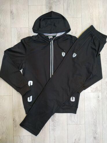 Спортивные костюмы ТурцияНайк S, M, L,XL, XXLПума черный XLПума серый