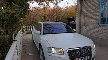 Audi A8 4.2 л. 2004 | 196500 км