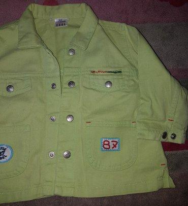 Teksas jaknica oko 3 cak 4 godine. veci model.  i za decake i - Belgrade