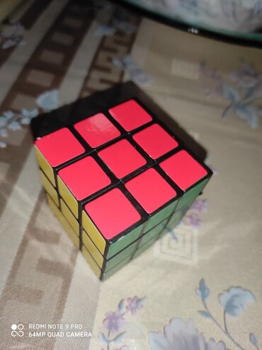 kubik konstruktorlari - Azərbaycan: Kubik Rubika