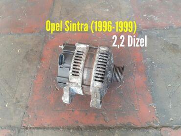 alfa romeo spider 2 2 mt - Azərbaycan: Opel Sintra 2,2 Dizel Dinamo