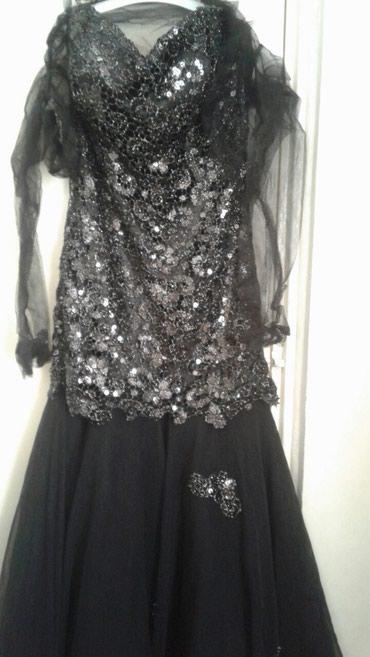 Продаю вечернее платье. одевала один в Бишкек