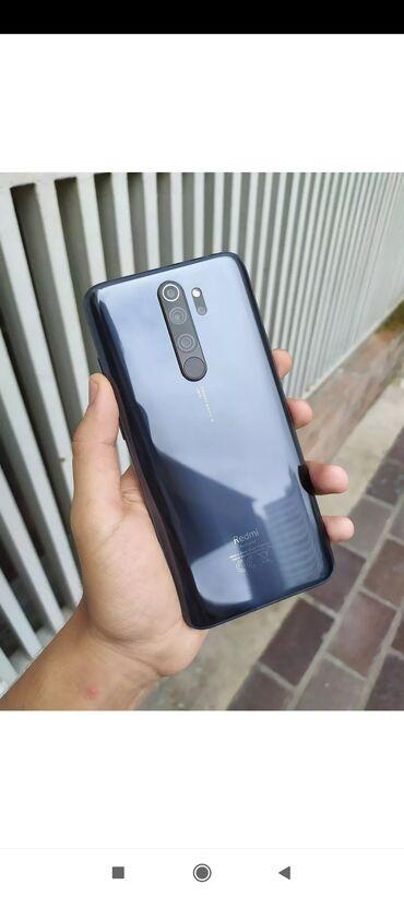 Xiaomi Redmi Note 8 Pro | 128 ГБ | Черный | Б/у | Сенсорный, Отпечаток пальца, Две SIM карты