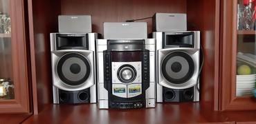 б-у-музыкальный-центр в Кыргызстан: Срочно продаю музыкальный центр в отличном состоянии