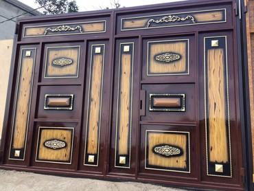 Darvazalar iwmiw - Azərbaycan: Darvazalar demir qapilar