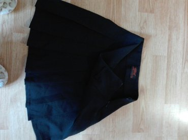 Suknja,  crna,  br 36, prelepo stoji - Nis