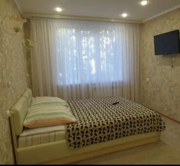 сдать квартиру бишкек в Кыргызстан: Сдаю посуточно 2.ком квартиру ! чисто, уютно ! район Таш Рабат
