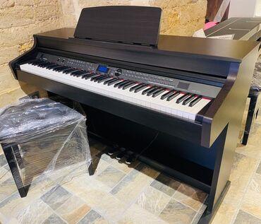 Piano və fortepianolar - Azərbaycan: PIANO ELEKTRO MEDELI DP370.Akustik pianonun səslənməsi ilə müqayisə