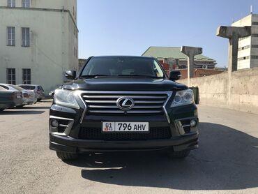 лексус 470 лх бишкек in Кыргызстан | АВТОЗАПЧАСТИ: Lexus LX 5.7 л. 2012 | 160000 км