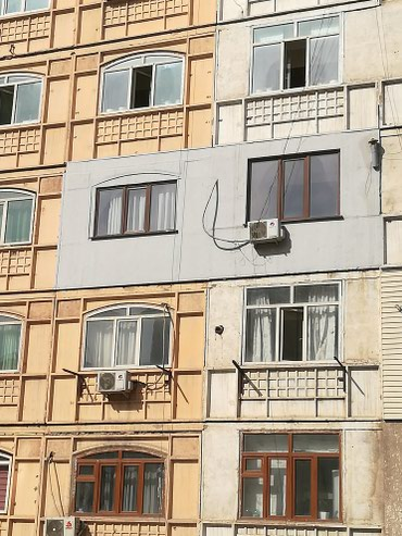 Утепление балконов и устанвка кондитцианеров в Бишкек