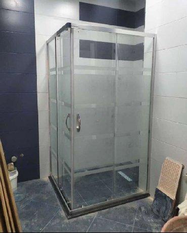 Duş kabin sifarişle hazirlanir