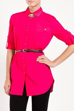 Новая блузка tom farr, размер м, без ремня в Бишкек