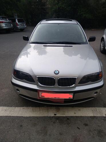 audi coupe 28 e в Кыргызстан: BMW 318 1.8 л. 2002