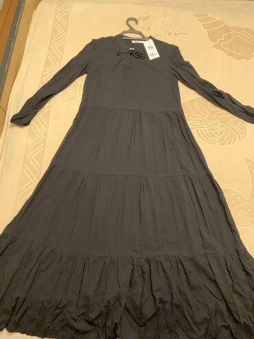 Продаю новое платье, размер 44 (М), ткань штапель. Очень легкое и комф