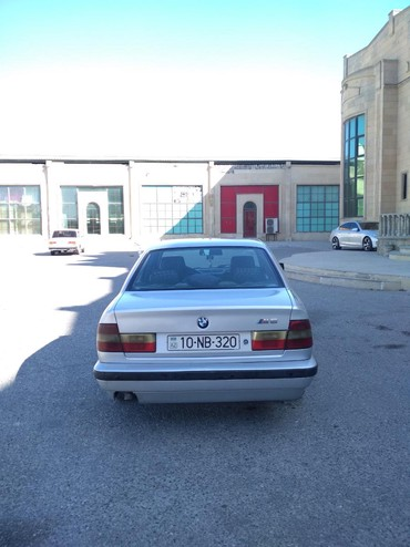 Bakı şəhərində BMW 525 1994- şəkil 3