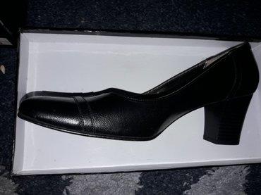 Туфли женские р. 39, новые, чёрный цвет. турция