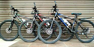 велосипед-детский-5-лет-купить в Кыргызстан: Велосипед SLM; -Оптом и в розницу; -скорость 21; -размер рамы 17; -ра