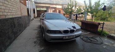 продаю бмв в Кыргызстан: BMW 5 series 2.2 л. 2001 | 300000 км
