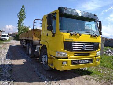 Транспорт - Джалал-Абад: Хова ZZ4257S3241V 2007год 2 прицеп кошо комплект