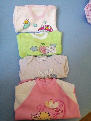 Dečija odeća i obuća - Velika Plana: 3nova bodica broj 68