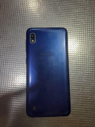 2594 elan: Samsung A10   32 GB   Göy   Sensor, İki sim kartlı