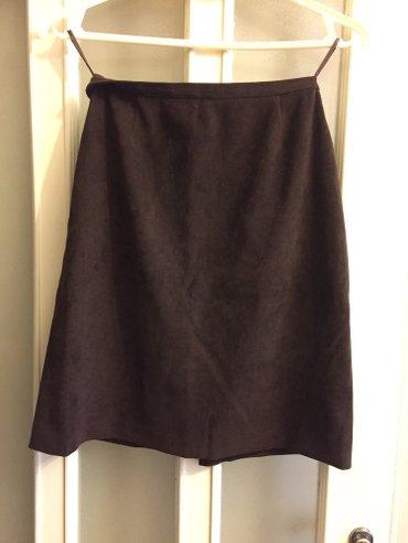 юбка, делового стиля, привезена из Америки. на подкладке. в отличном с в Баку