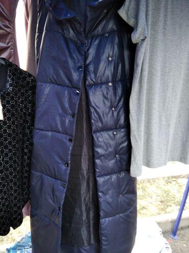 Для высоких девушек модный длинный жилет с поясом разм 44-46