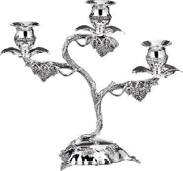 Подсвечники - Кыргызстан: Подсвечник декоративный «Виноградная лоза»: Виноградная лоза