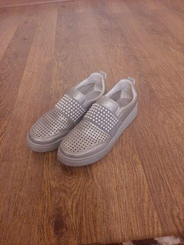 Весенняя обувь для девочки. Размер 36, состояние отличное