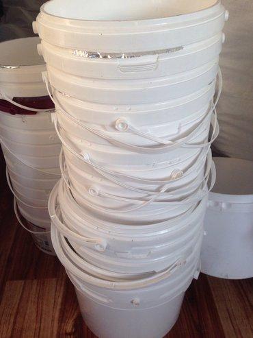 Пластиковые Вёдра 10л. В большом количестве в Бишкек