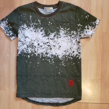 Nova MR JEK majica vel 8Y. Pamuk ekstra kvaliteta, reljefne izrade