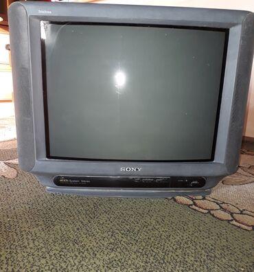 Televizorlar - Sony - Bakı: Sony televizoru originaldi dvd tuner baxmaq olur