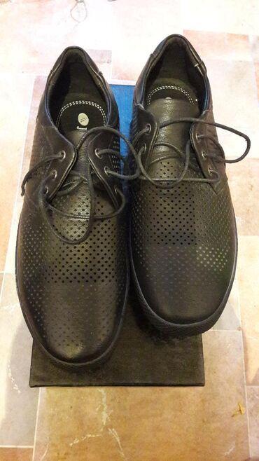 Туфли - Кок-Ой: Продаю мужскую обувь.Дышащие,легкие и качественные.Размер 41.Купили