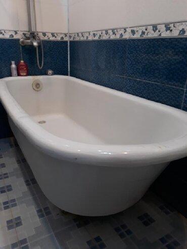 соль грязь для ванны в Азербайджан: Ванна цельнофаянсовая. Производство Чехословакии. Даю гарантию на 100