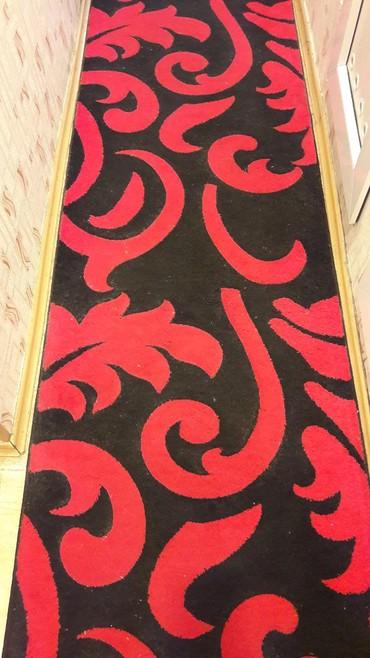 qirmizi gec donlari - Azərbaycan: .Две ковровые дорожки,размер 3,3м на 0,8м 80азн размер 3,3 на 1,2м цен