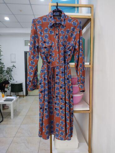 бондаж для беременных в Кыргызстан: Стильное, удобное платье. Можно для беременных.Производство Турция.На